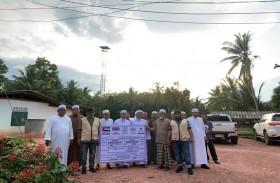 78 مشروعا إنسانيا وتنمويا لـ «دار البر» في تايلند والفلبين