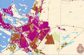 بلدية مدينة أبوظبي تؤسس خريطة التربة الذكية لمختلف مناطق أبوظبي وضواحيها