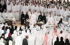 محمد بن زايد: أبوظبي تمتلك القدرة والإمكانات والإرادة لتصدر مؤشرات التنافسية العالمية كافة