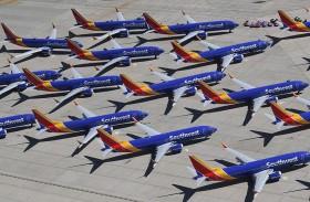 بوينغ تقر بخلل في أجهزة المحاكاة في 737 ماكس