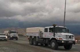 شرطة أبوظبي تشارك في عمليات إنقاذ 570 شخصا في أعالي جبال رأس الخيمة