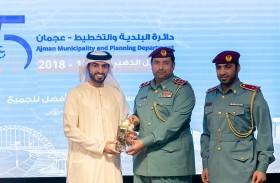 راشد النعيمي : بلدية عجمان أسست قواعد صلبة لإقامة المشاريع التنموية الناجحة