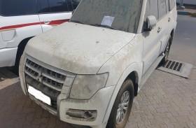 بلدية مدينة أبوظبي تخالف وتنذر 14 مركبة مهملة في أبوظبي