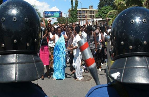 قمة لدول شرق افريقيا لحل الأزمة البوروندية