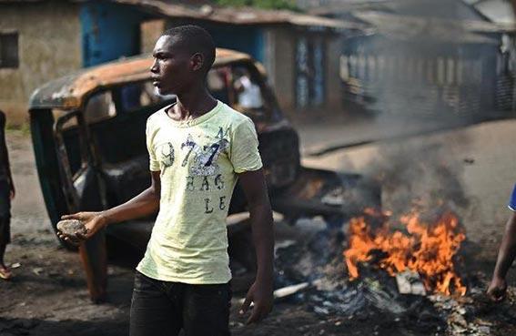 حكومة بوروندي تقبل تأجيل الانتخابات