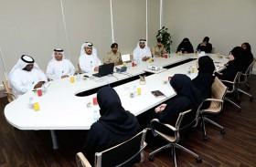 بحث سبل التعاون بين شرطة دبي ومواصلات الإمارات في المجال المالي