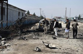 طالبان تتبنى تفجير السيارة في كابول
