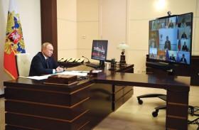 بوتين يعلن تطوير أول لقاح ضد كورونا