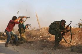 تراجع وتيرة غارات التحالف الدولي ضد داعش