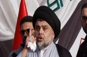 الصدر يطالب المهدي بالحفاظ على سيادة العراق