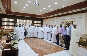 اقتصادية عجمان تلتقي ممثلي قطاعي « التشييد والبناء والعقارات»