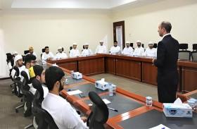 سعود بن صقر لتنمية مشاريع الشباب تستقطب الطلاب صيفا