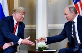 ترامب يأمل في علاقة استثنائية مع بوتين