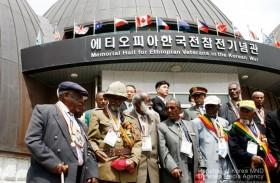 لجيش أثيوبيا، قصة ودور في الحرب الكورية...