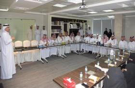 الإمارات والسعودية تعززان تعاونهما في مجال تطوير العمل الحكومي