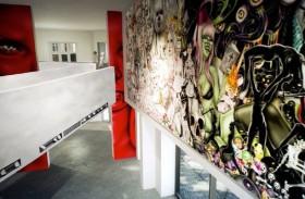 متحف للرسوم والفن في الشوارع