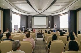 دائرة المالية المركزية بالشارقة تنظم ورشة تعريفية حول «ضريبة القيمة المضافة»