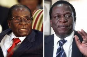 منانغاغوا في الطريق إلى زيمبابوي لتولي السلطة