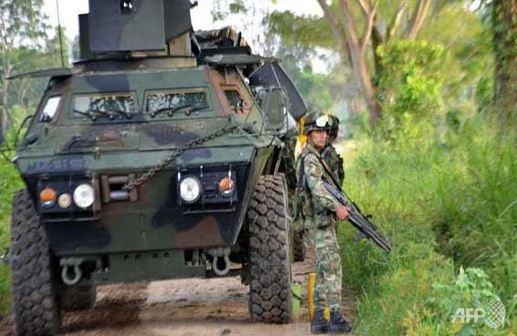 كولومبيا توقف الغارات الجوية على فارك
