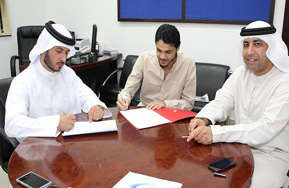 فهد فريش يلعب مدافعاً للإمارات الموسم القادم
