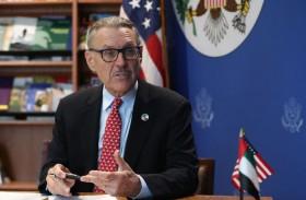 السفير الأميركي: نرغب بإستراتيجية لعلاقتنا مع الإمارات تمتد لـ100 عام