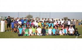 اختتام ناجح لبطولة المدارس الحكومية بنادي الإمارات