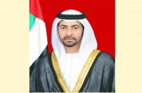 حمدان بن زايد : الإمارات تبوأت مراكز متقدمة في العمل الإنساني بفضل جهود أبنائها التطوعية