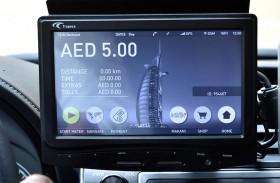 طرق دبي تبدأ تركيب عدادات ذكية في مركبات الأجرة بتكلفة حوالي 69 مليون درهم