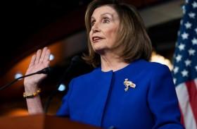 الولايات المتحدة: نانسي بيلوسي، كابوس ترامب...!