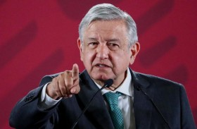 الرئيس المكسيكي يعلن إصابته بكوفيد-19