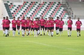 صقور الإمارات يستأنفون تدريباتهم بعد معسكر بلغاريا