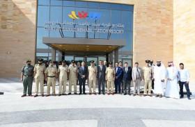 قائد عام شرطة دبي يزور قرية سند لدعم أصحاب الهمم