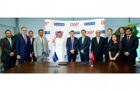 «دبي لصناعات الطيران» توقع صفقة تسهيلات  ائتمانية متجددة غير مضمونة بقيمة 535 مليون دولار