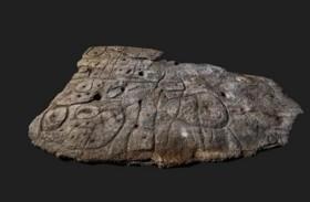لوح صخري يوثق أقدم خريطة في أوروبا