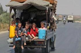 عودة مدنيين إلى مناطق النظام شمال غرب سوريا