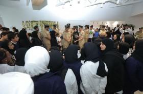 اللواء المري يشهد احتفالات شرطة دبي باليوم العالمي للعلوم