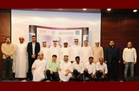 تكريم المتطوعين في مسابقة الشيخة فاطمة الدولية للقرآن