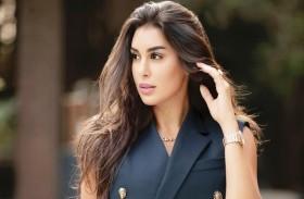 ياسيمن صبري تبهر متابعيها بإطلالة جذابة