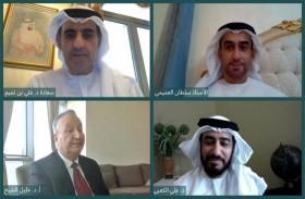 لجنة القراءة والفرز تبدأ تقييم ترشيحات الدورة الحالية لجائزة الشيخ زايد للكتاب عن بُعد