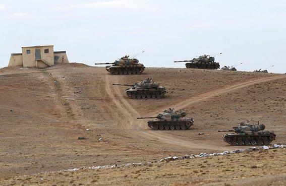 صحيفة: الحكومة التركية سهلت عبور المتطرفين لسوريا