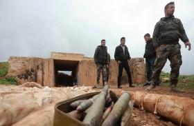 مقتل 4 من قوات النظام في تفجير بدرعا