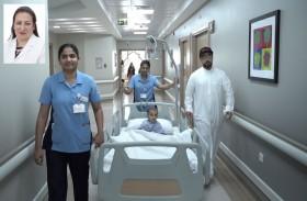 ميديكلينيك مستشفى الجوهرة بالعين ينجح في إجراء عملية زراعة قوقعة إلكترونية