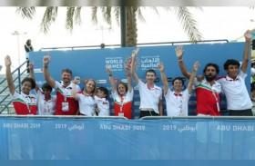 مشاركون يشيدون باستضافة الإمارات لـ « الأولمبياد الخاص »