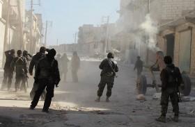 داعش «ينهار» في الرقة..  400 مقاتل آخر ما تبقى للتنظيم