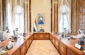 منصور بن زايد يترأس اجتماع مجلس إدارة مصرف الإمارات المركزي