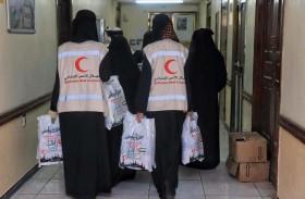 الإمارات تبدأ حملة لتوزيع المكملات الغذائية في اليمن تستهدف 5000 من الأطفال والأمهات