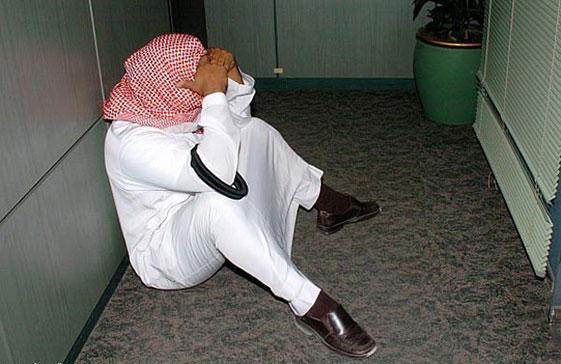 الفوركس تفقد سعوديا أسرته وماله