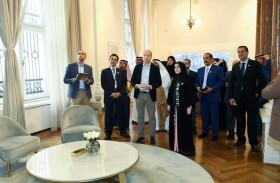 أمل القبيسي المشروعات المشتركة بين الامارات وصربيا تجسد نجاح الشراكة وتفتح آفاقاً واعدة لتطوير التعاون