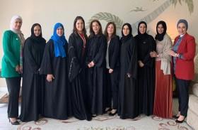 شما بنت محمد بن خالد رئيسا للمجموعة الفرعية الإماراتية للسيدات بـ (دبي للجودة)