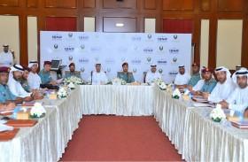 اللجنة العليا تناقش الاستعدادات لـ «ايسنار أبوظبي 2018»